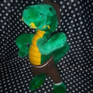 Rare sugar loaf alligator plush